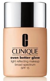 Tonizējošais krēms Clinique Even Better Glow CN02 Breeze, 30 ml