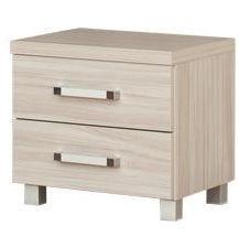 Ночной столик Bodzio Amadis A42, кремовый, 45x36x42 см