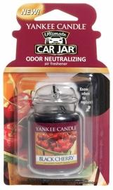 Yankee Candle Car Jar Ultimate Black Cherry 30g
