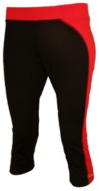 Bars Womens Trousers Black/Red 125 S