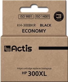 Actis Cartridge KH-300BKR For HP 15ml Black