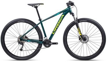 """Velosipēds Orbea MX L20621NS, zila/dzeltena, 21"""", 29"""""""
