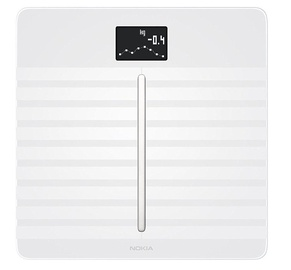 Ķermeņa svari Nokia Body Cardio White