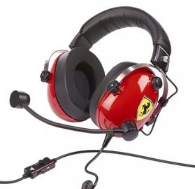 Spēļu austiņas Thrustmaster T.Racing Scuderia Ferrari Edition Red