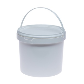 SN Bucket For Food 5.5l White