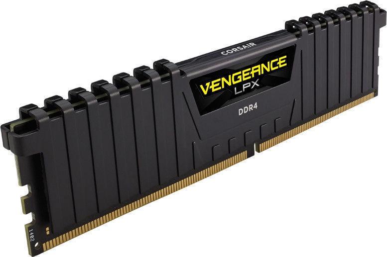 Operatīvā atmiņa (RAM) Corsair Vengeance LPX Black CMR64GX4M4D3000C16 DDR4 8 GB CL16 3000 MHz