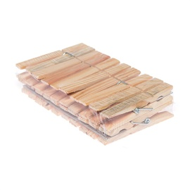 York Eko Wooden Laundry Pegs 20pcs