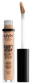 Korektors NYX Can't Stop Won't Stop Contour Natural, 3.5 ml