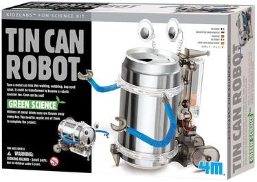 4M Fun Mechanics Tin Can Robot 3270