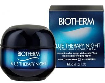 Крем для лица Biotherm Blue Therapy Night Cream, 50 мл