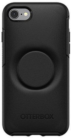 Otterbox Otter Back Case + Pop Symmetry Series For Apple iPhone 7/8 Black