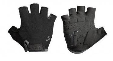 Cube Natural Fit Gloves Short Finger Blackline L