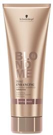 Шампунь Schwarzkopf Blondme Tone Enhancing Bonding Warm, 250 мл