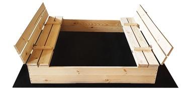 Smilšu kaste 4IQ, 120x120 cm