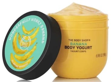 The Body Shop Body Yoghurt 200ml Banana