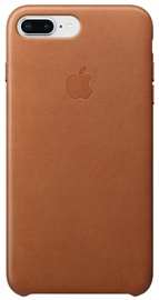 Apple Leather Case For Apple iPhone 7 Plus/8 Plus Saddle Brown