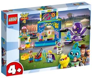 Konstruktors Lego Toy Story Buzz & Woody's Carnival Mania 10770