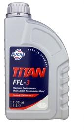 Transmisijas eļļa Fuchs Titan Fel-3, transmisijas, vieglajam auto/zāles pļāvēju dzinējiem, 1 l