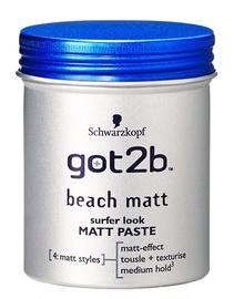 Schwarzkopf Got2b Beach Boy Matt Paste 100ml
