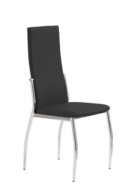 Ēdamistabas krēsls Halmar K3 Black