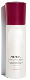 Очищающая пенка для лица Shiseido Complete Cleansing Microfoam, 180 мл