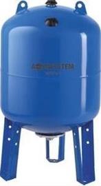 Aquasystem Expansion Vessel for Cold Water Vertical Blue 80L