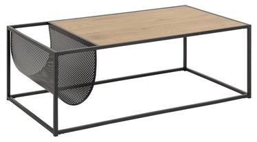 Kafijas galdiņš Home4you Seaford Oak, 1100x600x400 mm