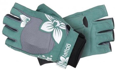 Mad Max Jungle Gloves Green Cream L