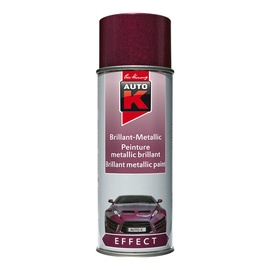 Auto K Effect Brilliant Metallic Indy Red 400ml