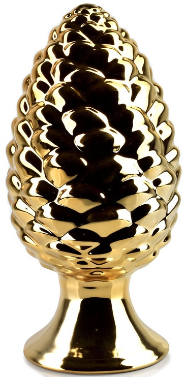 Mondex GIA Figure Cone Gold 11x11x21.8cm