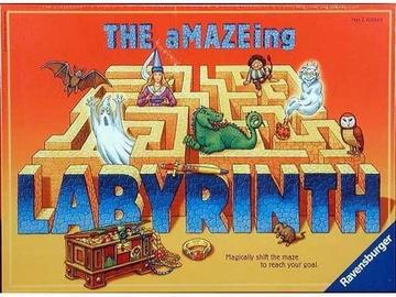 Galda spēle Ravensburger The aMAZEing Labyrinth R26498