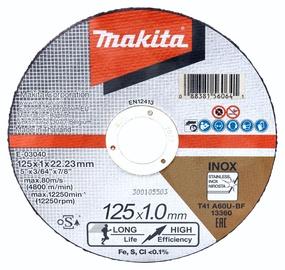 Пильный диск Makita E-03040, 125 мм x 1 мм