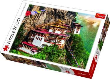 Trefl Puzzle Tigers Nest Bhutan 2000pcs 27092