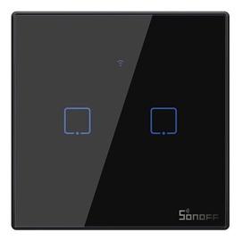 Выключатель Sonoff Smart T3EU2C-TX
