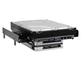 Sharkoon BayExtension 5.25'' to 4 x 2.5'' Adapter