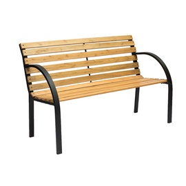 SN Garden Bench K-A204 Brown