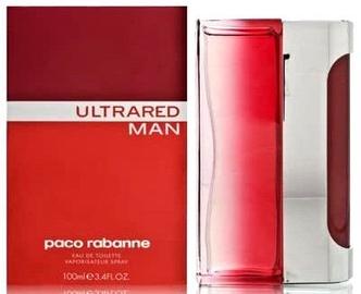 Tualetes ūdens Paco Rabanne Ultrared Men 100ml EDT