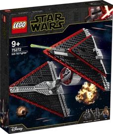 Конструктор LEGO®Star Wars TM 75272 Истребитель СИД ситхов
