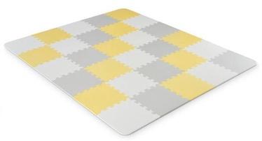 Puzzle Kinderkraft Luno Mat Foam Yellow