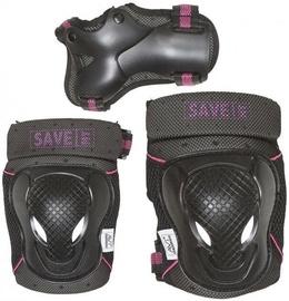 Save My Bones Safety Set Pink S