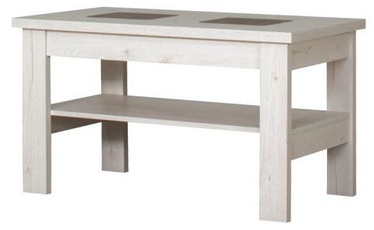 Kafijas galdiņš Bodzio S28 Pearl Sonoma Oak, 1000x600x590 mm