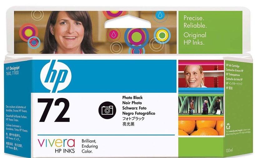 HP NO 72 Photo Black