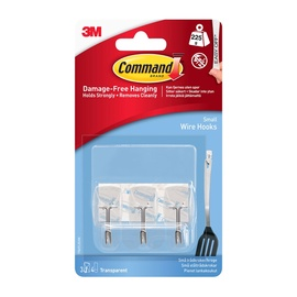 COMMAND 17067 CLEAR PAKARAMIE/ S, 3GB