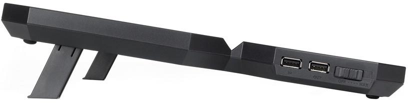 Deepcool Notebook Cooler Multicore x6 Black