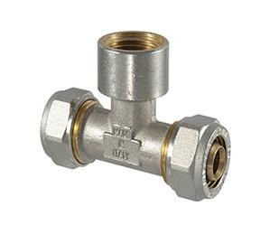 Система трубопровода TDM Brass Tightening Fitting 1''x26mm 1055
