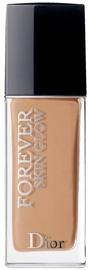 Tonizējošais krēms Christian Dior Diorskin Forever Skin Glow 4W Warm, 30 ml