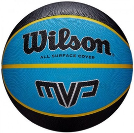Wilson Mini MVP Black/Blue Size 3