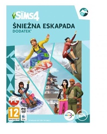 Sims 4: Snowy Escapade PC