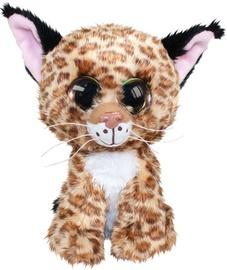 Плюшевая игрушка Lumo Stars Lynx, 24 см
