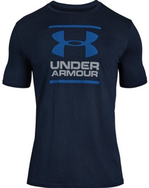 Under Armour GL Foundation T-Shirt 1326849-408 Dark Blue M